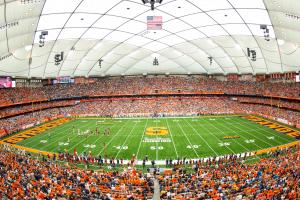 Syracuse to get $105 million roof for Carrier Dome