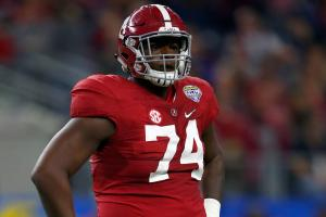 Alabama's Cam Robinson, Hootie Jones arrested