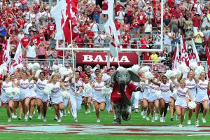 College football opening weekend schedule released