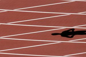 100-year-old woman breaks 100 meter dash record
