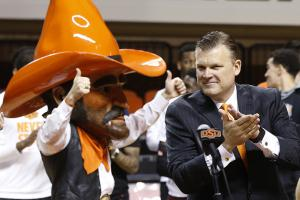 Q&A with new Oklahoma State coach Brad Underwood