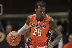 Illinois G Kendrick Nunn pleads guilty to battery