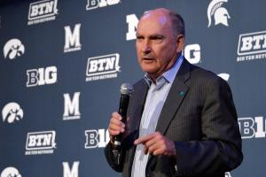 Jim Delany on Jim Harbaugh camps: 'It's creative'