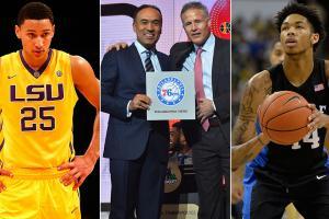 NBA Mock Draft 5.0: Simmons or Ingram?