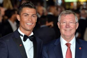 Sir Alex prefers Cristiano Ronaldo to Lionel Messi