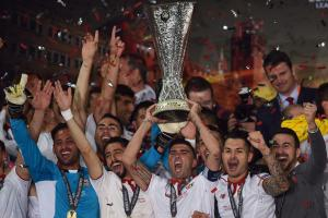 Sevilla continues its Europa League mastery