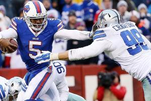 Tyrod Taylor: Buffalo Bills QB playing for contract, starting job