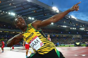 Usain Bolt not concerned about Zika virus