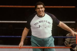 Six staggering stories about Andre the Giant