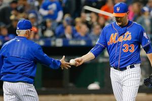 Harper sympathizes with Mets pitcher Harvey