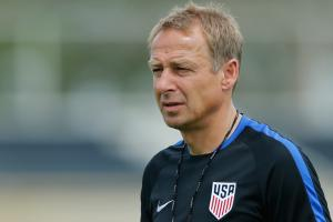 U.S. men's national team head coach and technical director Jurgen Klinsmann