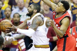 Kyrie being Kyrie: Raptors can't solve Cavs star