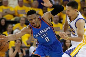 Podcast: NBA lottery, Warriors-Thunder and more
