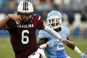 South Carolina QB Connor Mitch to transfer