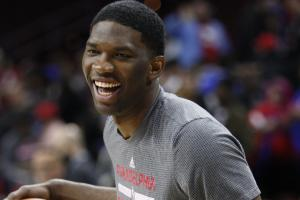 Joel Embiid 'unlikely' to play in  Summer League