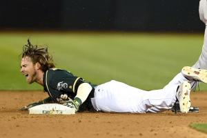 Reddick out indefinitely with broken thumb