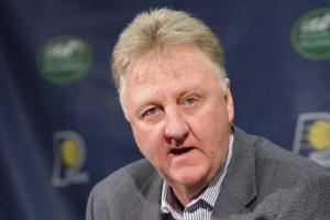 Larry Bird: Current era might be game's greatest