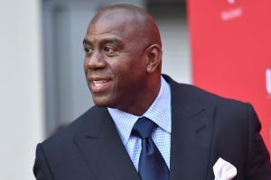 Magic tells Prince, M.J. trash-talking stories