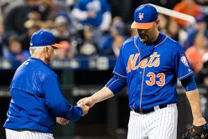 What's wrong with Matt Harvey? Mets eyeing answers