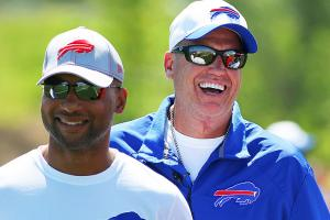 Bills' injuries don't deter Rex Ryan, Doug Whaley