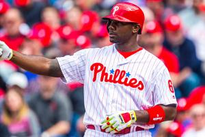 Phillies, Astros among surprise teams at quarter mark