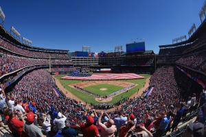 Artist renderings of new Rangers stadium revealed