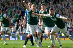 Watch: Amazing call of Hibernian's cup winner