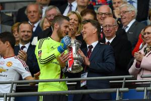 Man United lifts FA Cup, Van Gaal faces exit door