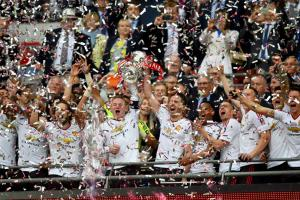 Man United wins FA Cup on extra-time golazo