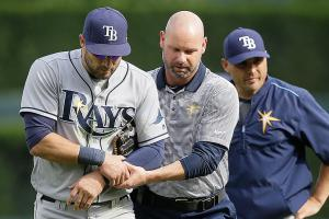 Three Strikes: Rays take another key injury hit