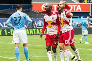 Red Bulls thrash NYCFC with record 7-0 drubbing