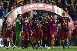 Barcelona takes on Sevilla in Copa Del Rey final