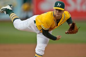 Athletics P Sonny Gray placed on 15-day DL