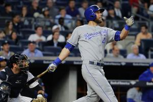 Royals' Alex Gordon (hand) headed to DL