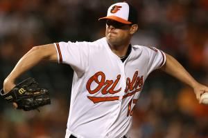 Orioles trade reliever Brian Matusz to Braves