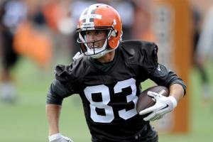 Cleveland Browns release WR Brian Hartline
