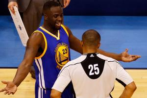 Podcast: Draymond Green avoids suspension for kick