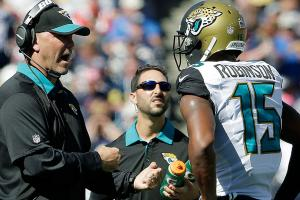 Gus Bradley: Jacksonville Jaguars coach under pressure after strong 2016 NFL draft, bad record