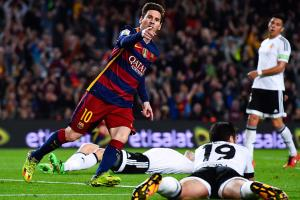 Lionel Messi's 15 best goals of the season