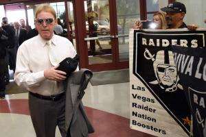 Raiders to Vegas not on agenda at owners meetings