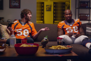 Lil Dicky plays Madden with Miller, Gronk, Brown