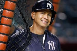 Alex Rodriguez to rehab in Double A Trenton