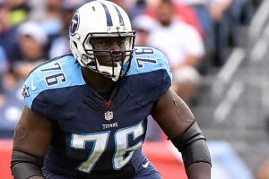 Titans' Byron Bell (ankle) out for 2016 season