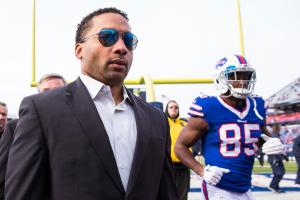 Bills GM: Humans not supposed to play football
