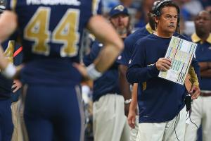 Jeff Fisher, Los Angeles Rams under pressure to win after relocation