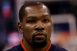 Durant didn't expect the NBA to suspend Green