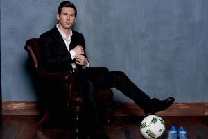 Lionel Messi gives SI an exlusive peek into his life