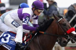 Report: Nyquist out of Belmont Stakes