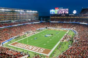 Pac-12 reduces night games, penalizes storming
