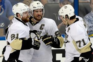 Crosby, Penguins top Bolts to force Game 7 in ECF